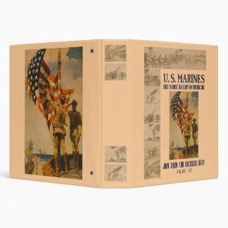 U.S. Marines: 1913 - Binder #1