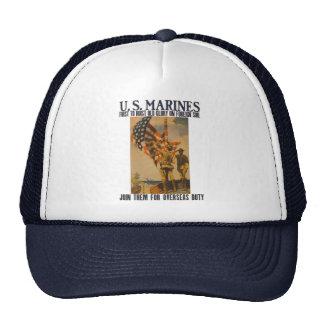 U.S. Marines: 1913 - Hat #2