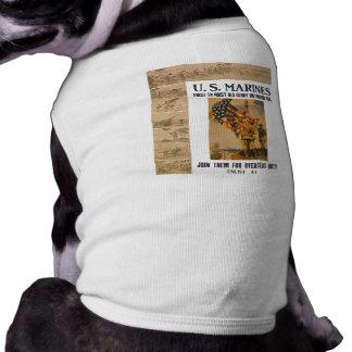 U.S. Marines: 1913 - Pet Shirt #1