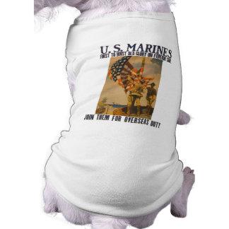 U.S. Marines: 1913 - Pet Shirt #2