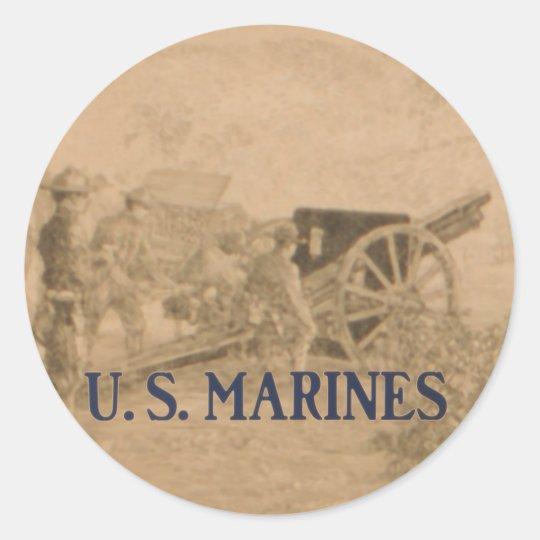 U.S. Marines: 1913 - Sticker Detail #2