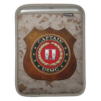U.S. Marines: Captain (USMC Capt) [3D] iPad Sleeves