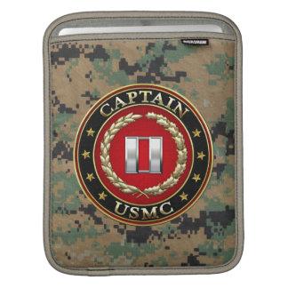 U.S. Marines: Captain (USMC Capt) [3D] Sleeves For iPads