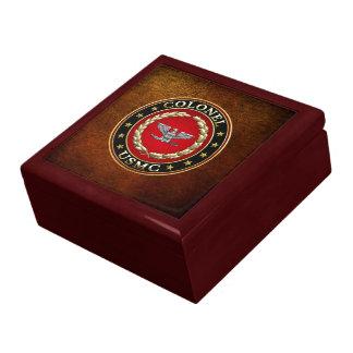 U S Marines Colonel USMC Col 3D Gift Box