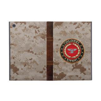 U S Marines Colonel USMC Col 3D iPad Mini Cases
