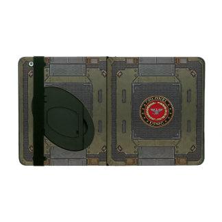 U S Marines Colonel USMC Col 3D iPad Cases