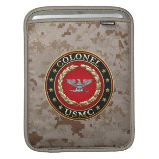 U.S. Marines: Colonel (USMC Col) [3D] Sleeve For iPads