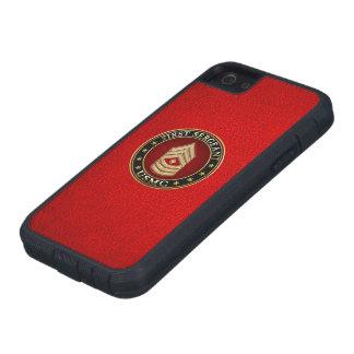 U.S. Marines: First Sergeant (USMC 1stSgt) [3D] iPhone SE/5/5s Case