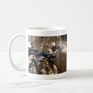 U.S. Marines in Helmand Province of Afghanistan Coffee Mugs