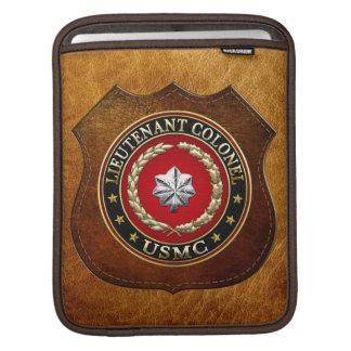 U.S. Marines: Lieutenant Colonel (USMC LtCol) [3D] iPad Sleeves