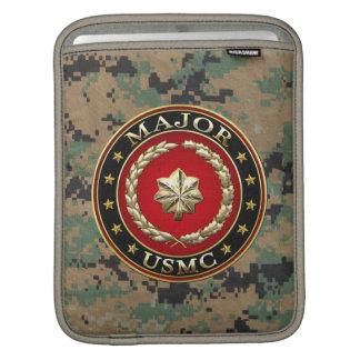 U.S. Marines: Major (USMC Maj) [3D] iPad Sleeve