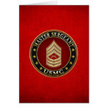 U.S. Marines: Master Sergeant (USMC MSgt) [3D]