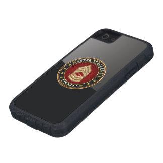 U.S. Marines: Master Sergeant (USMC MSgt) [3D] iPhone SE/5/5s Case
