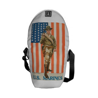 U S Marines not to forget Messenger Bags