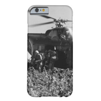 U. S. Marines of the First Marine Div_War Image Barely There iPhone 6 Case