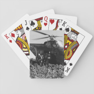 U. S. Marines of the First Marine Div_War Image Deck Of Cards