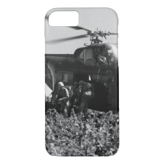 U. S. Marines of the First Marine Div_War Image iPhone 8/7 Case