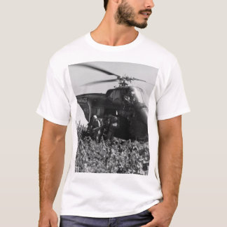 U. S. Marines of the First Marine Div_War Image T-Shirt