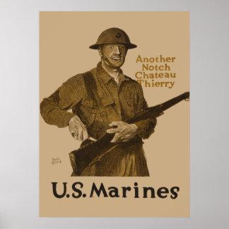 U.S. Marines Poster