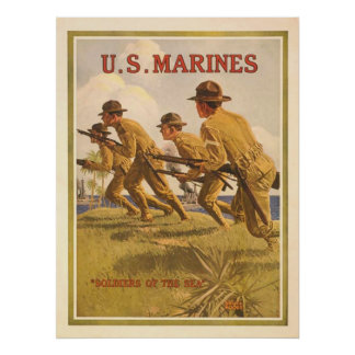 U.S. Marines Posters