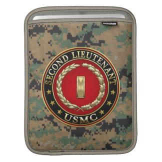 U.S. Marines: Second Lieutenant (USMC 2ndLt) [3D] iPad Sleeves