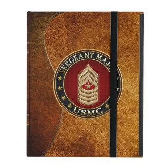 U.S. Marines: Sergeant Major (USMC SgtMaj) [3D] iPad Cover