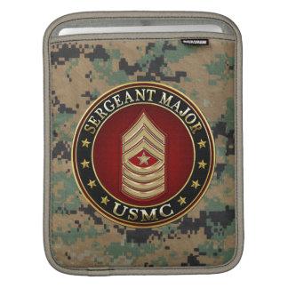 U.S. Marines: Sergeant Major (USMC SgtMaj) [3D] Sleeve For iPads