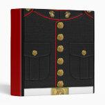 U.S. Marines: USMC Dress Uniform [3D] Binder