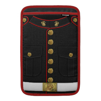 U.S. Marines: USMC Dress Uniform [3D] MacBook Sleeve