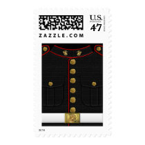 U.S. Marines: USMC Dress Uniform [3D] Postage