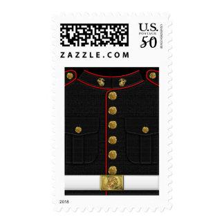 U.S. Marines: USMC Dress Uniform [3D] Postage