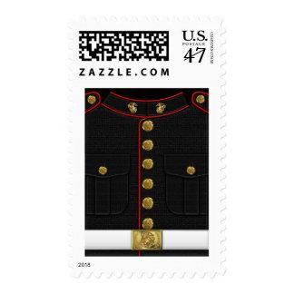 U.S. Marines: USMC Dress Uniform [3D] Stamp