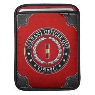 U.S. Marines: Warrant Officer One (USMC WO-1) [3D] Sleeve For iPads