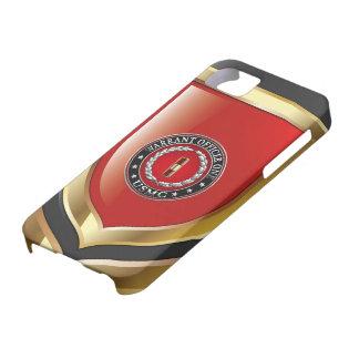 U.S. Marines: Warrant Officer One (USMC WO-1) [3D] iPhone SE/5/5s Case