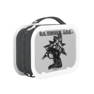 "U.S. MARSHAL A.R.T. ""Lunch Box"" Lunch Box"