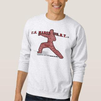 "U.S. MARSHAL A.R.T. ""SEIKEN Sweat Shirt"" Sweatshirt"