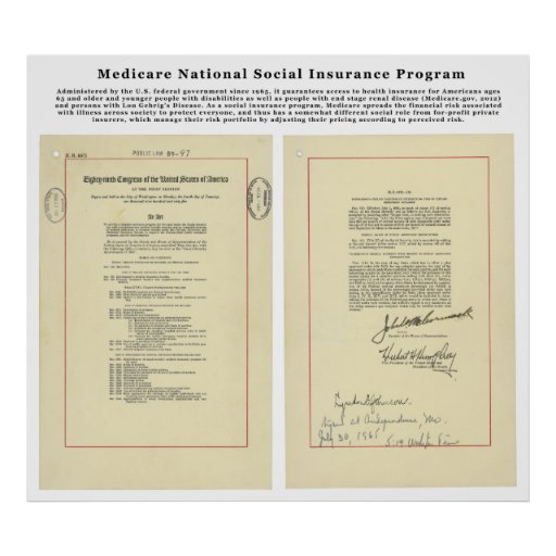 an introduction to medicare a national social insurance program Surprising facts about social security and medicare by mark miller | february 22, 2017 email this the ideological spectrum gathered in the capital for a review of real facts about our.