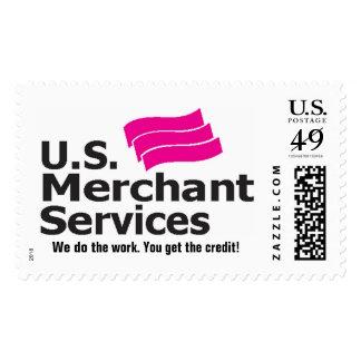 U. S. Merchant Services Stamp