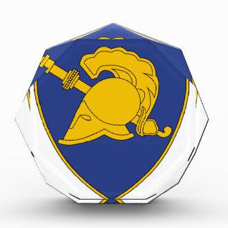U.S. Military Academy (USMA) Distinctive U Acrylic Award
