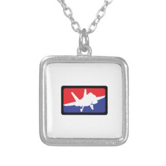 U S MILITARY AIRCRAFT NECKLACES