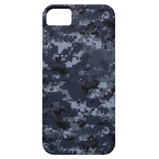 U.S. Military Blue Camouflage iPhone SE/5/5s Case