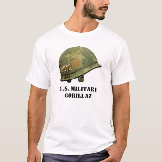 U.S. Military Gorillaz Shirt