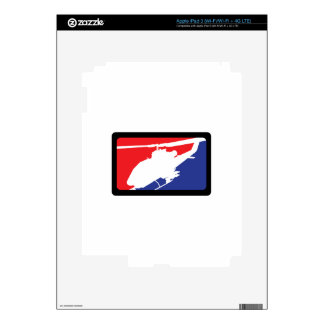U S MILITARY HELICOPTER SKINS FOR iPad 3
