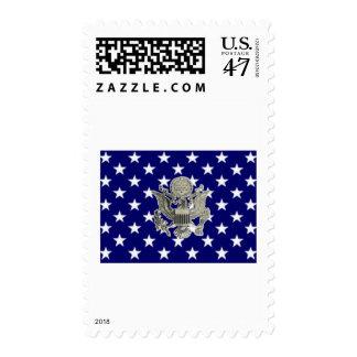 u.s. military insignia postage