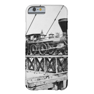 U.S. Military Railroad_War Image Barely There iPhone 6 Case