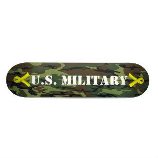 U.S. Military Skateboard