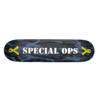U.S. Military - Special Ops Skateboard