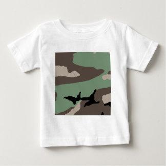 U.S. Military Woodland Camouflage T Shirts