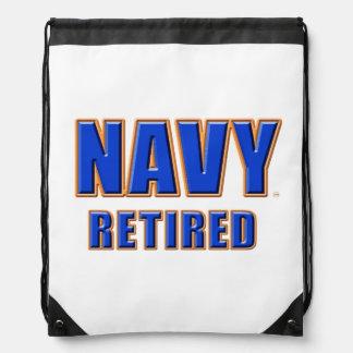 U.S. Mochila jubilada marina de guerra del lazo