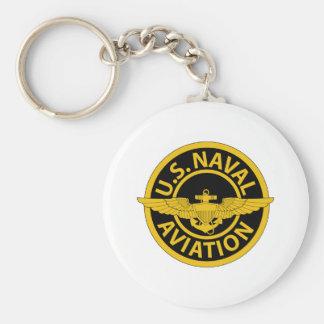 U.S. Naval Aviation - 2 Keychain
